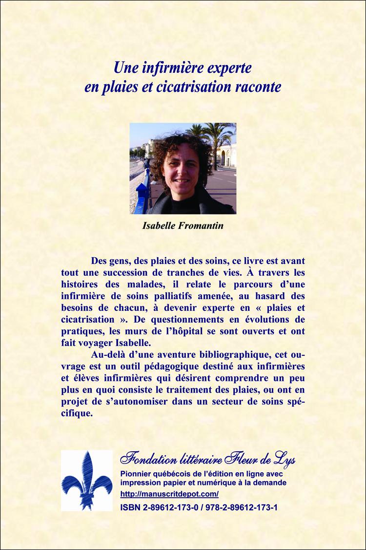 Isabelle Fromantin Fondation Litteraire Fleur De Lys