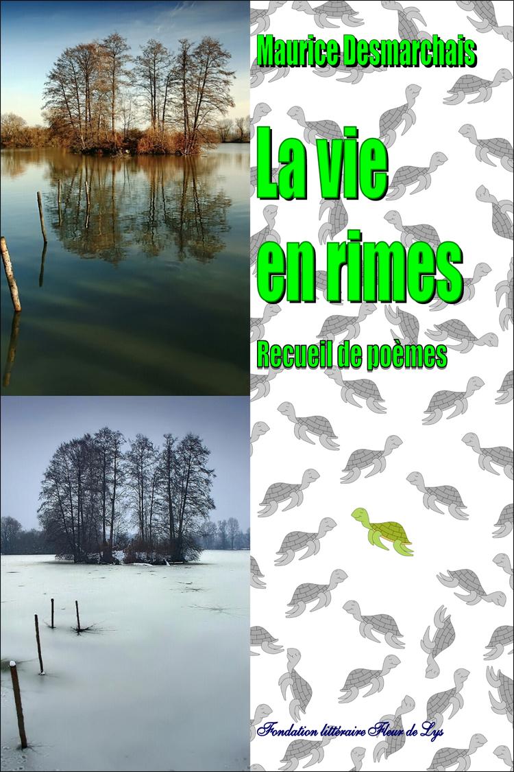 Livre Ma Vie En Rimes Recueil De Poèmes Maurice